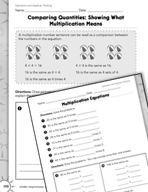 Operations and Algebraic Thinking: Multiplication and Divi