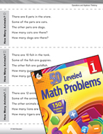 Operations in Base Ten Leveled Problem: Problem Solving - How Many Animals?