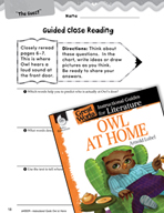 Owl at Home Close Reading and Text-Dependent Questions (Gr
