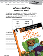 Owl at Home Language Learning Activities (Great Works Series)