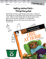 Owl at Home Making Cross-Curricular Connections (Great Wor