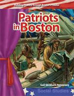 Patriots in Boston - Reader's Theater Script and Fluency Lesson