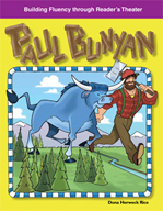 Paul Bunyan - Reader's Theater Script and Fluency Lesson