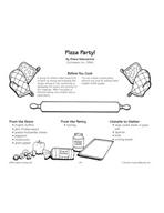 Pizza Party! - English Muffin Pizzas Recipe