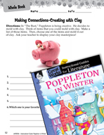 Poppleton in Winter Making Cross-Curricular Connections (Great Works Series)