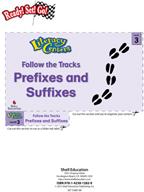 Prefixes and Suffixes - Follow the Tracks Literacy Center