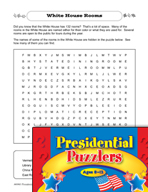 Presidential Puzzlers - Social Studies Critical Thinking Activities (Set 2)