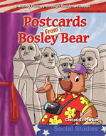 Presidents Postcards from Bosley Bear - Reader's Theater Script and Fluency Lesson