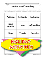 Ramadan Activities - Muslim World Matching and Extension Activites