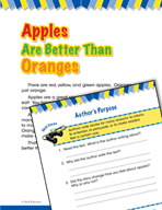 Read and Succeed Comprehension Level 1: Author's Purpose Passages and Questions