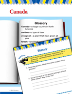 Read and Succeed Comprehension Level 1: Glossary Passages and Questions