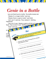 Read and Succeed Comprehension Level 1: Plot Passages and Questions