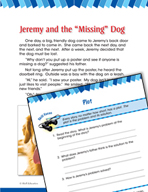 Read and Succeed Comprehension Level 2: Plot Passages and Questions