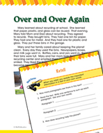 Read and Succeed Comprehension Level 2: Retelling Passages and Questions