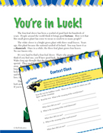 Read and Succeed Comprehension Level 3: Context Clues Passages and Questions