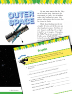 Read and Succeed Comprehension Level 3: Graphics Passages and Questions