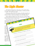 Read and Succeed Comprehension Level 3: Inferring Passages and Questions