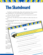 Read and Succeed Comprehension Level 3: Plot Passages and Questions