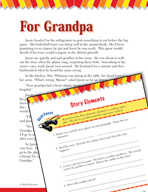 Read and Succeed Comprehension Level 3: Story Elements Passages and Questions