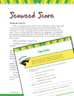 Read and Succeed Comprehension Level 3: Time Order Passages and Questions