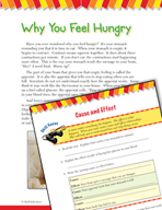 Read and Succeed Comprehension Level 4: Cause and Effect Passages and Questions