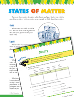 Read and Succeed Comprehension Level 4: Classifying Passag