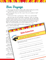 Read and Succeed Comprehension Level 4: Making Connections Passages and Questions