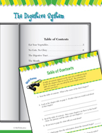 Read and Succeed Comprehension Level 4: Table of Contents Passages and Questions