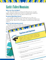 Read and Succeed Comprehension Level 4: Typeface and Captions Passages and Questions