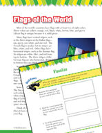 Read and Succeed Comprehension Level 4: Visualizing Passag