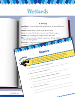Read and Succeed Comprehension Level 5: Glossary Passages and Questions