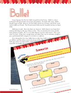 Read and Succeed Comprehension Level 5: Summarizing Passages and Questions