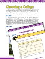 Read and Succeed Comprehension Level 6: Compare and Contrast Passages and Questions