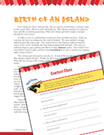 Read and Succeed Comprehension Level 6: Context Clues Passages and Questions