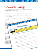 Read and Succeed Comprehension Level 6: Drawing Conclusions Passages and Questions