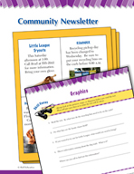 Read and Succeed Comprehension Level 6: Graphics Passages and Questions