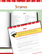 Read and Succeed Comprehension Level 6: Index Passages and Questions