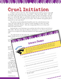 Read and Succeed Comprehension Level 6: Literary Themes Passages and Questions