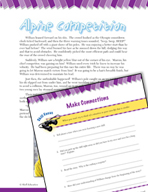 Read and Succeed Comprehension Level 6: Making Connections Passages and Questions