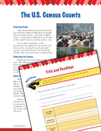 Read and Succeed Comprehension Level 6: Title and Headings Passages and Questions