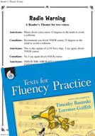Reader's Theater Fourth Grade Scripts - Language Arts (Set B)