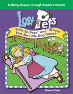 """Reader's Theater - """"Little Bo Peep"""" and """"Where Has My Little Dog Gone?"""""""