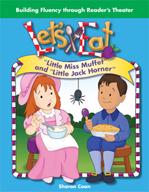 "Reader's Theater - ""Little Miss Muffet"" and ""Little Jack Horner"""