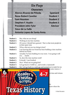 Reader's Theater Texas: Six Flags