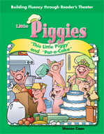"""Reader's Theater - """"This Little Piggy"""" and """"Pat-a-Cake"""""""