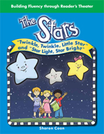 """Reader's Theater - """"Twinkle, Twinkle, Little Star"""" and """"Star Light, Star Bright"""""""