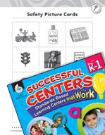 Safety Bingo Mystery Center