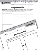 Sarah, Plain and Tall Studying the Story Elements (Great W