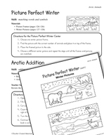 Seasonal Learning Centers - Arctic Animals