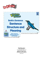 Sentence Structure and Meaning - Build a Sentence Literacy Center